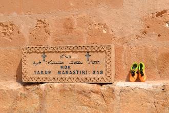 Photo: Mor Yakub monastery in Midyat