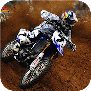 Motocross Dirt Rider. Extreme Wallpapers