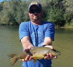Photo: Our good friend from Charleston, South Carolina Merrit Brady on the San Juan River Trip last week. This was his 3rd time joining us on this trip.....it's a bit addictive. 2016 dates should be posted shortly.