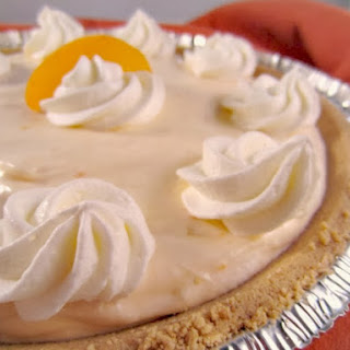 Easy Apricot Cheesecake Pie
