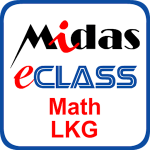MiDas eCLASS LKG Maths Demo