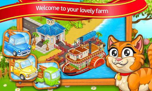 Farm Town: Cartoon Story 2.11 12