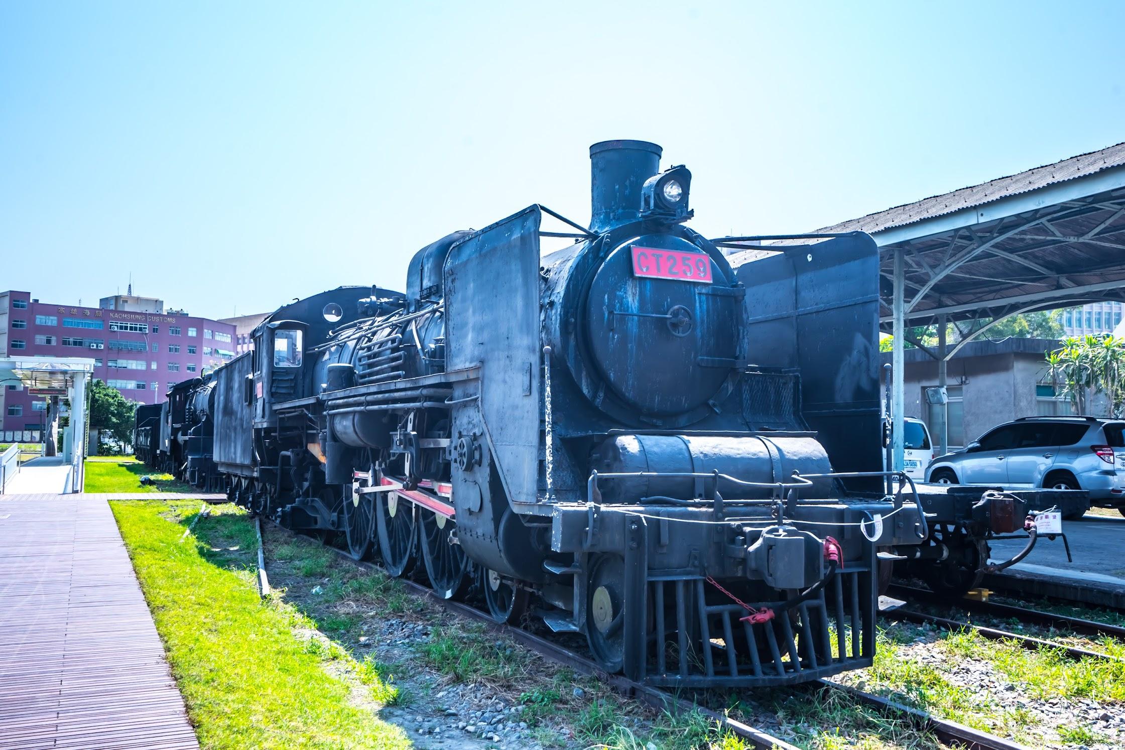 Kaohsiung Hamasen Railway Cultural Park2