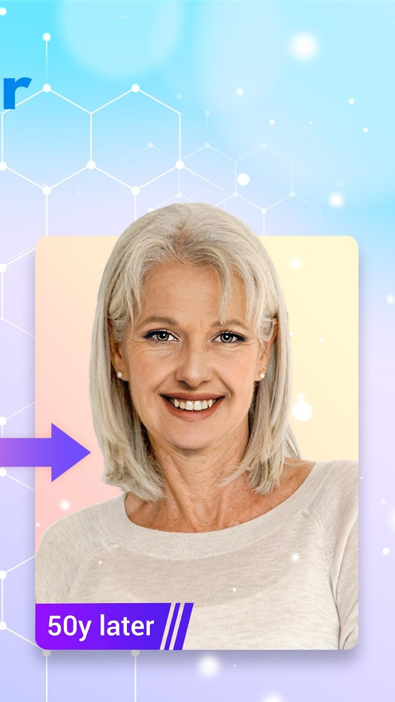 HiddenMe - Face Aging App, Baby Face, Face Scanner Screenshot 2