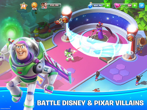 Disney Magic Kingdoms: Build Your Own Magical Park  screenshots 17