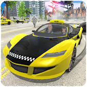 Taxi Game Driving Simulator