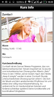 easy sports Freizeitanlagen- screenshot thumbnail