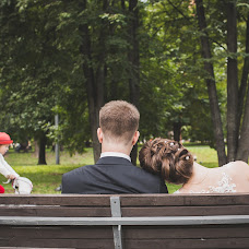 Свадебный фотограф Лю Комаровская (LuKomarovskaya). Фотография от 08.08.2018