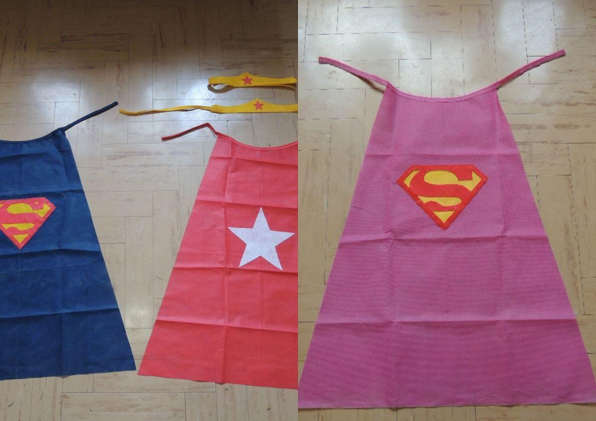 capas de superhéroes -- DE FRISELINA | Capas de súperhéroes, Fiesta de  superhéroes para niñas, Fiesta de super heroes