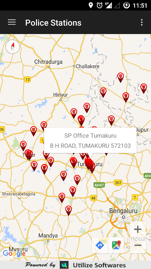 Tumkur Police- screenshot