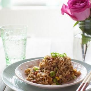 Secret Ingredient Ham Fried Rice