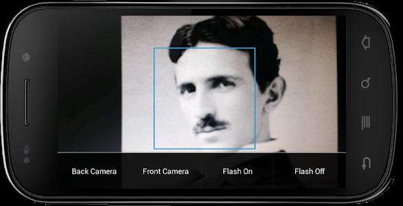FaceDetection screenshot 1
