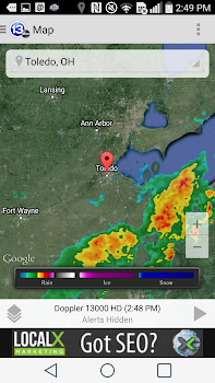13abc Weather Radar