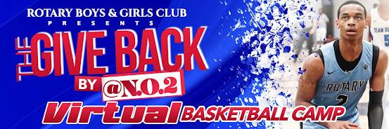 'The Give Back' Virtual Basketball Camp