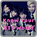 Know Your BTS World