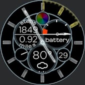 Chronotx Watchmaker Watch Face