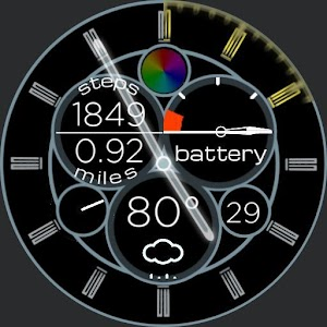 Chronotx Watchmaker Watch Face.apk 1.6