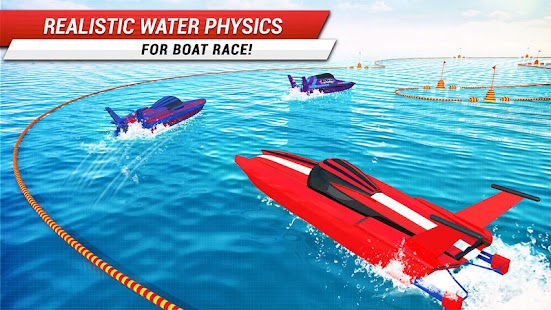 Speed Boat Extreme Turbo Race 3D - náhled