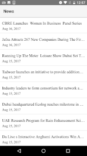 Middle East Events (MEE)- screenshot thumbnail