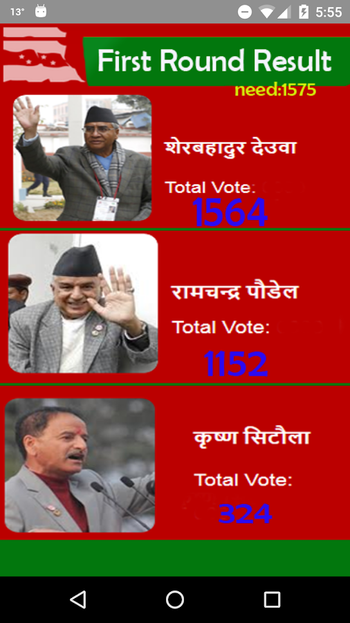 Nepali Congress- screenshot