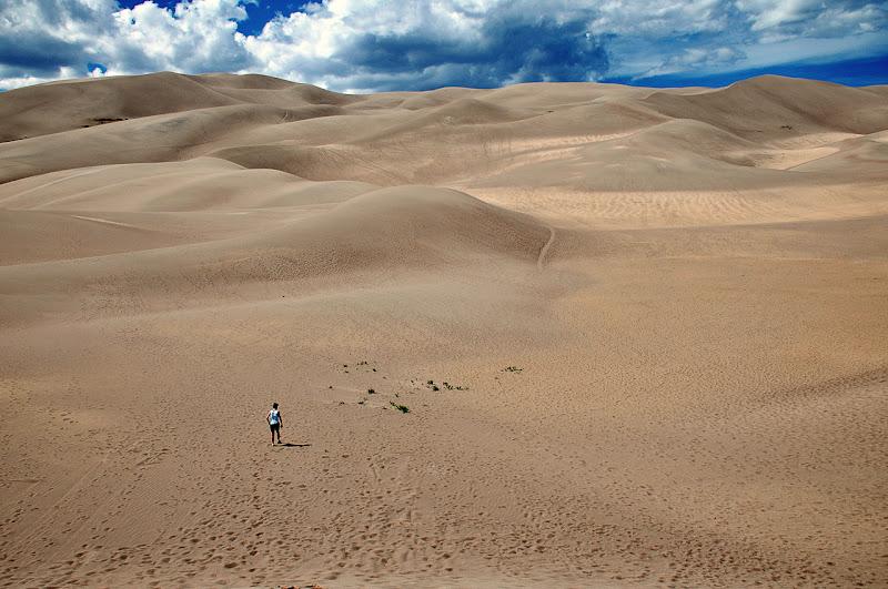 Alone In the Sand di photofabi77