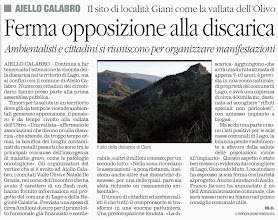 Photo: Il Quotidiano della Calabria 31.12.2013