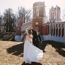Wedding photographer Viktoriya Monakhova (loonyfish). Photo of 25.04.2018