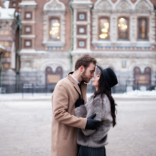 Wedding photographer Zina Nagaeva (NagaevaZ). Photo of 12.02.2017