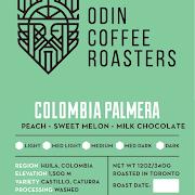 Odin Colombia Supremo Palmero Coffee Beans
