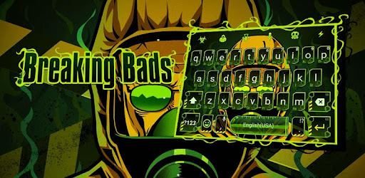 Keyboard Theme for Breaking Bads for PC