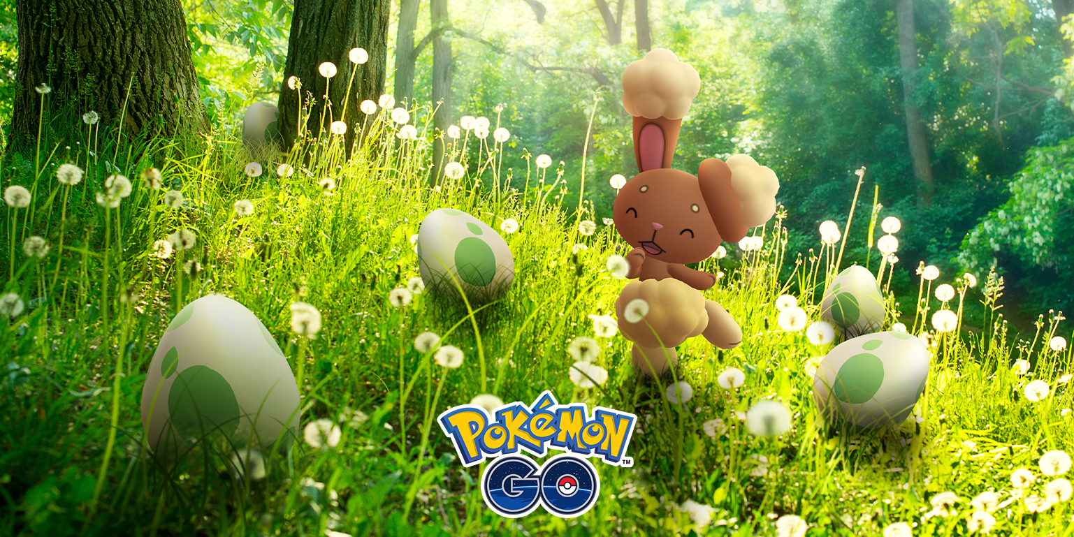 Celebrate spring in Pokémon GO with the debut of Mega Lopunny!