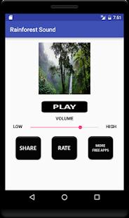 Rainforest Sound - náhled