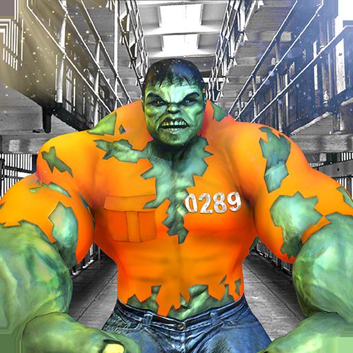 Monster Superhero Last Day Prison War