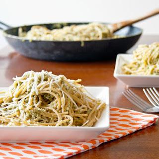 Cauliflower Pesto Pasta