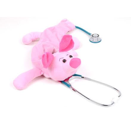 Grisöverdrag till Stetoskop