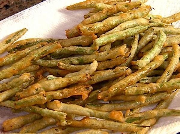 Lisa's Fried Green Beans Recipe