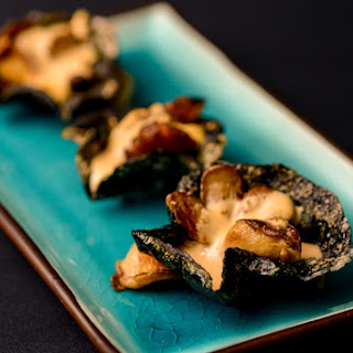 BBQ'd Oysters 'Roosevelt Island' Style