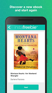 Instafreebie - Free books on your device- screenshot thumbnail