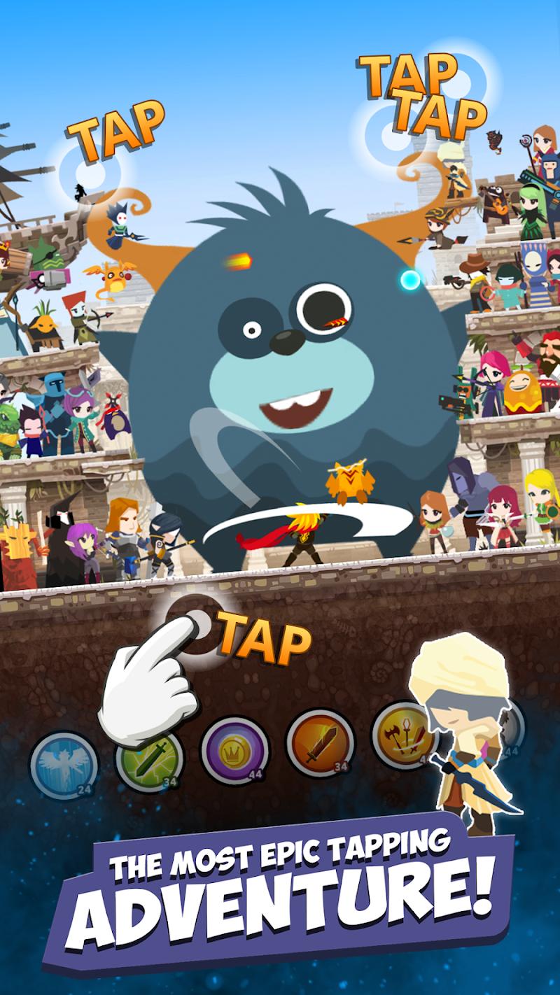 Tap Titans 2 Screenshot 0