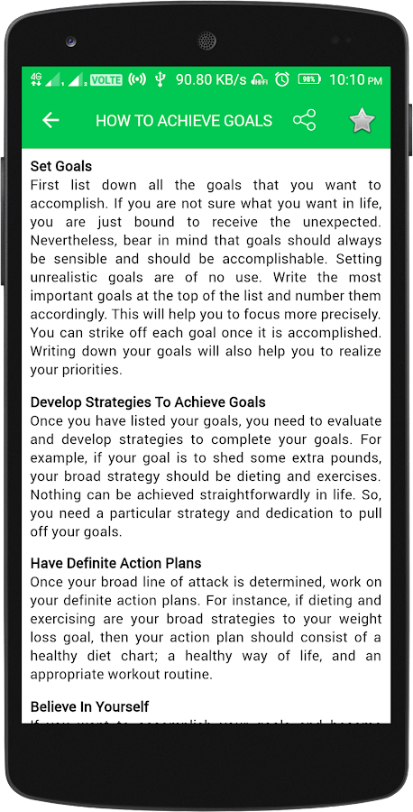 Personality Development Tips Android Apps on Google Play – Personality Development Plan