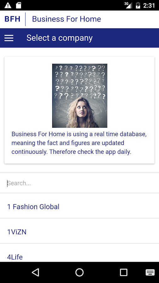 Business For Home News- screenshot
