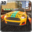 Super Armored Car Race 3D icon