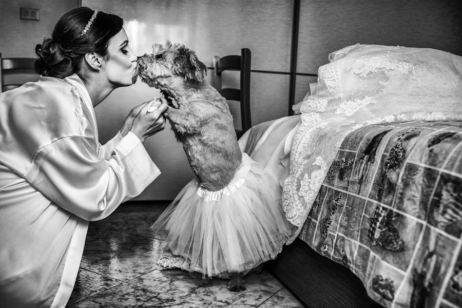 Wedding photographer Giuseppe Genovese (giuseppegenoves). Photo of 13.07.2018