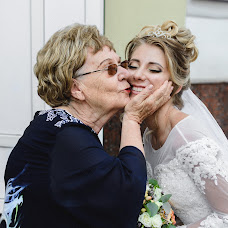 Wedding photographer Sergey Beskonechnyy (jason88). Photo of 18.08.2017