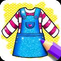 Clothes Coloring Book icon