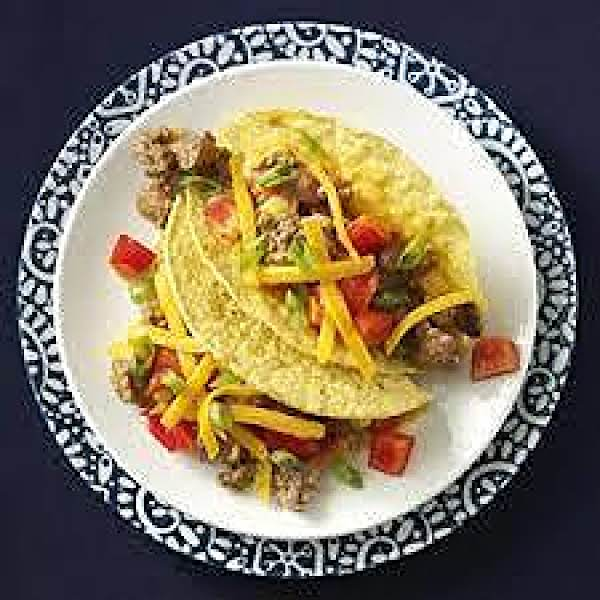 I Used The Stand Up Taco Shells For This Recipe.