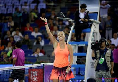 Petra Kvitova remporte le 23e titre de sa carrière