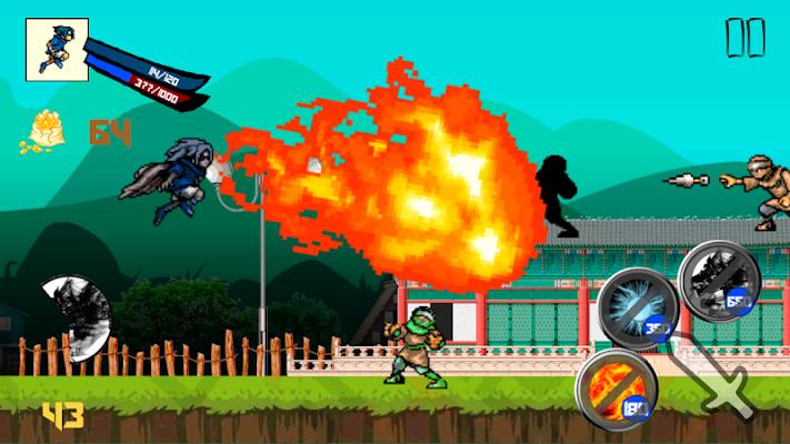 Ninja Fighting Kakashi Revenge v1.0.5