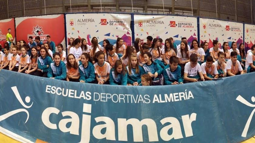 Las Escuelas de Cajamar retoman poco a poco la actividad.