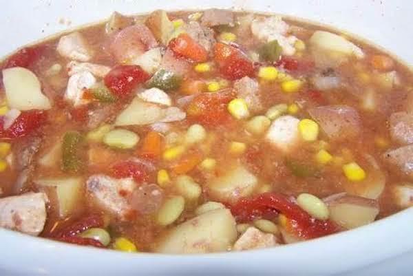 Ernie's Kentucky Burgoo (done In A Slow Cooker) Recipe